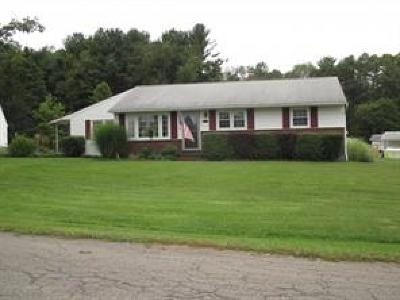 Windsor NY Single Family Home For Sale: $165,800