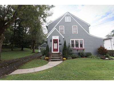 Broome County, Chenango County, Cortland County, Tioga County, Tompkins County Single Family Home For Sale: 332 Marion