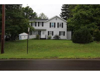 Johnson City NY Single Family Home For Sale: $149,900