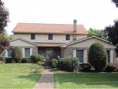 Endicott Single Family Home For Sale: 15 Governeurs Lane