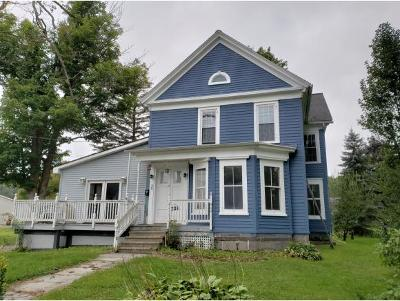 Greene NY Single Family Home For Sale: $144,900