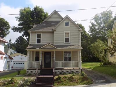 Binghamton Single Family Home For Sale: 11 Columbia Ave
