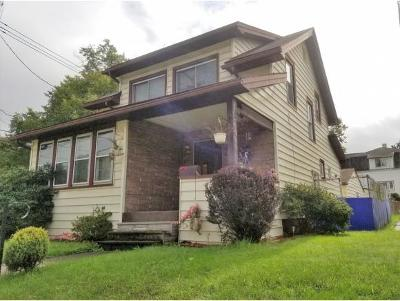 Broome County, Cayuga County, Chenango County, Cortland County, Delaware County, Tioga County, Tompkins County Single Family Home For Sale: 336 Conklin Avenue