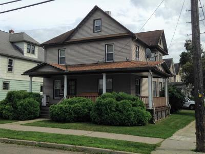Endicott Multi Family Home For Sale: 900 Monroe Street