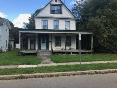 Owego Single Family Home For Sale: 110 Liberty Street