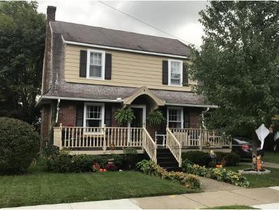 Binghamton NY Single Family Home For Sale: $134,900