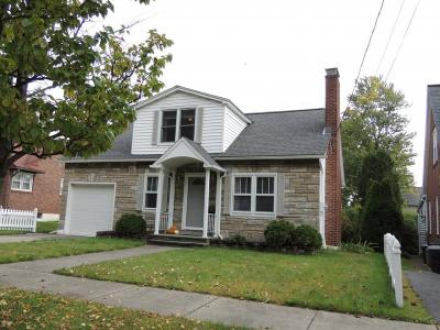 Broome County, Chenango County, Cortland County, Tioga County, Tompkins County Single Family Home For Sale: 34 Rugby Rd