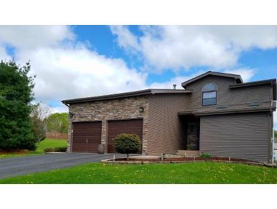 Endicott NY Single Family Home For Sale: $240,000