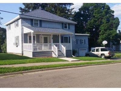 Broome County, Chenango County, Cortland County, Tioga County, Tompkins County Single Family Home For Sale: 1&3 Gregory Avenue