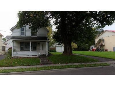 Binghamton Single Family Home For Sale: 34 Bingham