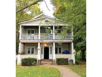 Binghamton Multi Family Home For Sale: 455 & 461 Chenango