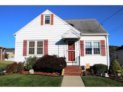 Johnson City NY Single Family Home For Sale: $145,000
