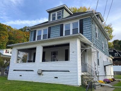 Broome County, Chenango County, Cortland County, Tioga County, Tompkins County Single Family Home For Sale: 26 McNamara Ave