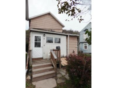 Owego Single Family Home For Sale: Number 4 West Avenue