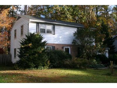 Endicott NY Single Family Home For Sale: $125,000