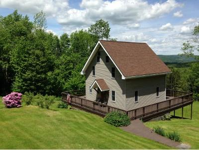 Afton NY Single Family Home For Sale: $179,000