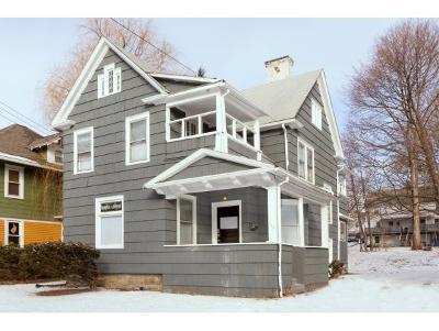 Binghamton NY Single Family Home For Sale: $139,000