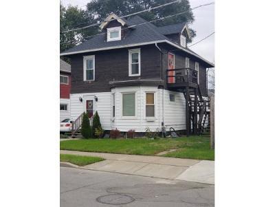 Binghamton NY Single Family Home For Sale: $89,900