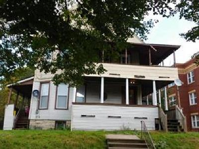 Binghamton Multi Family Home For Sale: 14 Grand Blvd