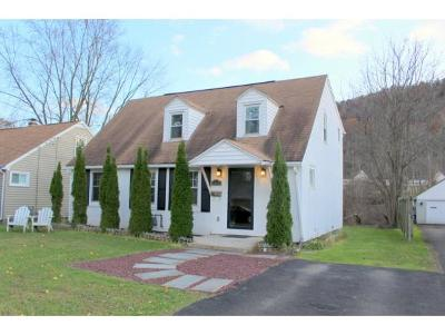 Vestal Single Family Home For Sale: 1612 Valley Road