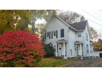 Binghamton Multi Family Home For Sale: 103 West End Avenue