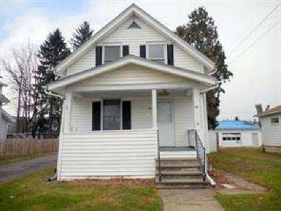 Endicott Single Family Home For Sale: 709 Maple Street
