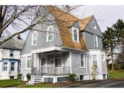 Binghamton Single Family Home For Sale: 54 Lincoln Avenue
