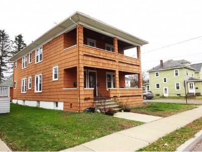 Multi Family Home For Sale: 8 Cleveland Avenue