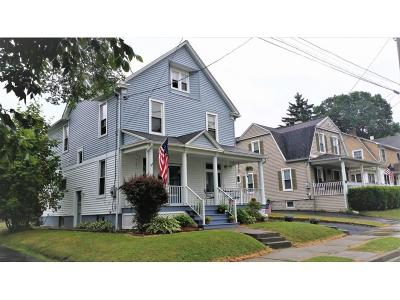 Binghamton NY Single Family Home For Sale: $114,000
