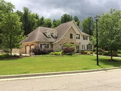 Endicott NY Single Family Home For Sale: $549,000