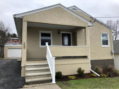 Endicott NY Single Family Home For Sale: $109,900
