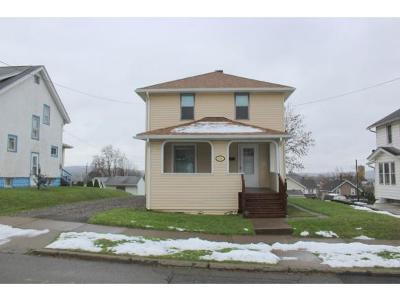 Endicott NY Single Family Home For Sale: $91,000