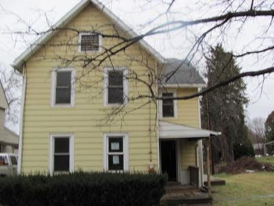 Owego Single Family Home For Sale: 59 W Main Street