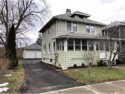 Broome County, Chenango County, Cortland County, Tioga County, Tompkins County Single Family Home For Sale: 41 Endwell