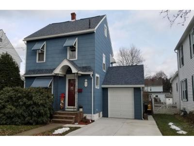 Endicott NY Single Family Home For Sale: $84,900