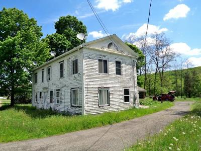 Maine Single Family Home For Sale: 2614 Main