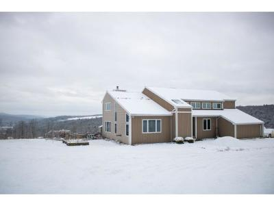 Chenango Forks Single Family Home For Sale: 210 Jackson Hill Rd