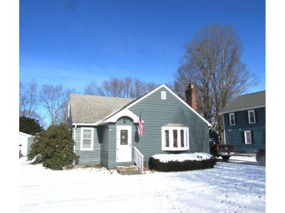 Newark Valley Single Family Home For Sale: 20 Franklin Avenue