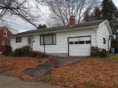 Johnson City Single Family Home For Sale: 210 Jerry St.