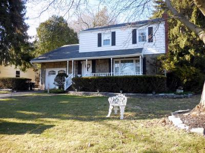 Binghamton Single Family Home For Sale: 22 S. Morningside Drive