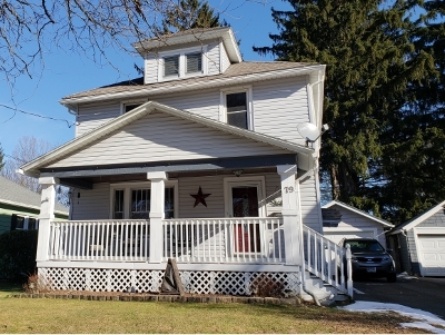 Binghamton Single Family Home For Sale: 79 Rush Ave