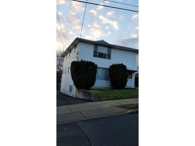 Endicott NY Multi Family Home For Sale: $124,000
