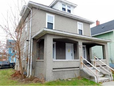 Binghamton Single Family Home For Sale: 10 Mygatt Street