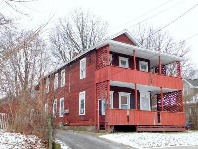 Binghamton Multi Family Home For Sale: 24 Munsell Streeet