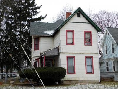 Binghamton Multi Family Home For Sale: 60 Broome Street