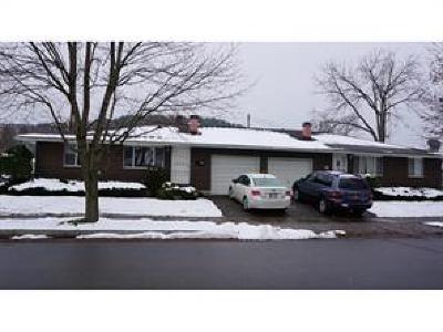 Endicott NY Multi Family Home For Sale: $169,000