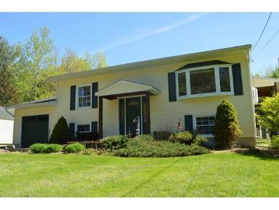 Sanford NY Single Family Home For Sale: $149,900
