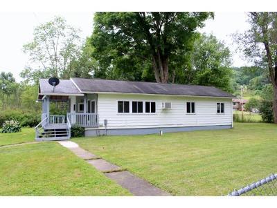 Endicott NY Single Family Home For Sale: $72,900