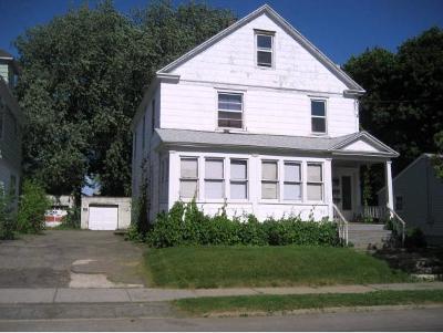 Endicott NY Multi Family Home For Sale: $69,900