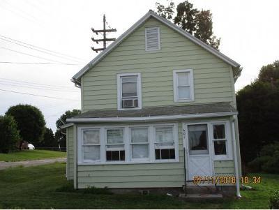 Endicott NY Multi Family Home For Sale: $87,500